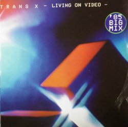 画像1: Trans-X ‎/ Living On Video ('85 Big Mix) 【中古レコード】 2870 管理