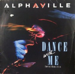 画像1: Alphaville / Dance With Me (Empire Remix) 【中古レコード】 2881