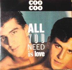 画像1: Coo Coo / All You Need Is Love (FL 8426) 【中古レコード】1578C 一枚