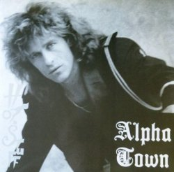 画像1: Alpha Town / Hot Stuff (ARD 1050) 【中古レコード】1466C