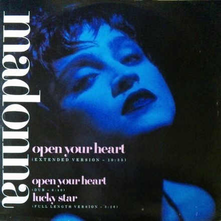 Madonna / Open Your Heart 【中古レコード】16...  Madonna