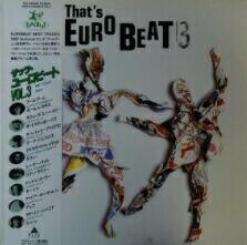 Various - That's Eurobeat Vol. 6