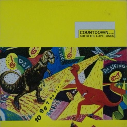 Kofi & The Love Tones - Countdown