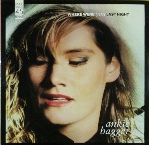 Ankie Bagger - Where Is Love