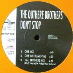 画像1: The Outhere Brothers / Don't Stop 【中古レコード】1108