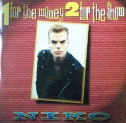 画像1: Niko / 1 For The Money 2 For The Show (DELTA 1075) 【中古レコード】1222