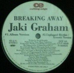 画像1: Jaki Graham / Ain't Nobody / Breaking Away 【中古レコード】1074  原修正