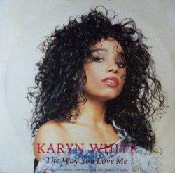 画像1: Karyn White / The Way You Love Me 【中古レコード】1620一枚