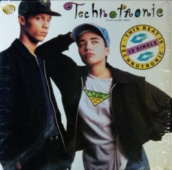 画像1: Technotronic / This Beat Is Technotronic 【中古レコード】1629一枚