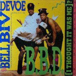 画像1: Bell Biv Devoe / B.B.D. (I Thought It Was Me)? 【中古レコード】1686一枚
