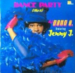 画像1: DJ Alex T / Dance Party (I Like It) 【中古レコード】1776