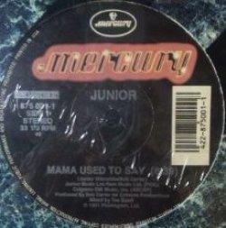 画像1: Junior / Mama Used To Say / Too Late 【中古レコード】1825