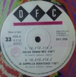 画像1: Mr.Cramb & The Go - Go Rappers / Ola - Ola - Ola  【中古レコード】1872