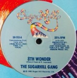 画像1: Sugarhill Gang / 8th Wonder 【中古レコード】1918