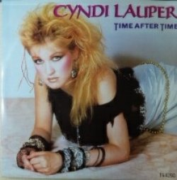 画像1: Cyndi Lauper / Time After Time 【中古レコード】1979 ★ UK