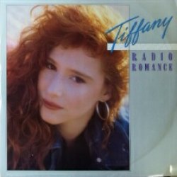 画像1: Tiffany / Radio Romance 【中古レコード】1986 ★ UK