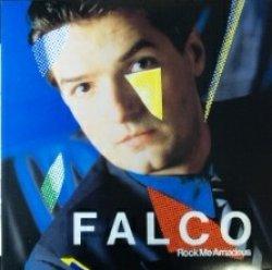 画像1: Falco / Rock Me Amadeus 【中古レコード】1993 ★ JAPAN