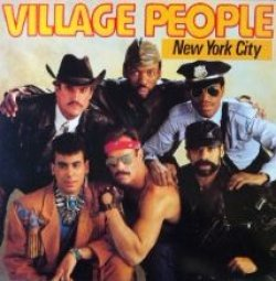 画像1: Village People / New York City ( Sex Over The Phone ) 【中古レコード】2114