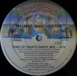 画像1: Melissa Manchester / Thief Of Hearts  【中古レコード】2115