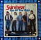 Survivor / Eye Of The Tiger  【中古レコード2168】 ★