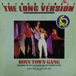 画像1: Boys Town Gang / Can't Take My Eyes Off You  (Long Version) 【中古レコード】 2277