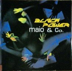 画像1: Maio & Co. / Black Power  【中古レコード】 2400