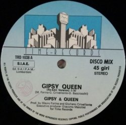 画像1: Gipsy & Queen / Gipsy Queen (Re-Edit Version) 【中古レコード】2565