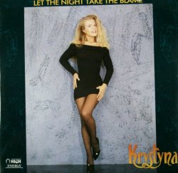 画像1: Krystyna / Let The Night Take The Blame (HE 115) 【中古レコード】 2635B