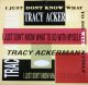 Tracy Ackerman ‎/ I Just Don't Know What To Do With Myself 【中古レコード】2729  原修正