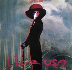 画像1: Gipsy & Queen / I Love U.S.A. 【中古レコード】2731  原修正