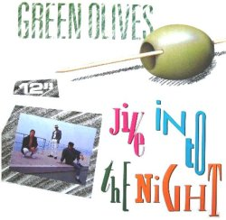 画像1: %% Green Olives / Jive Into The Night (X-12032)【中古レコード2923】