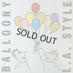 画像1: L.A.STYLE / BALLOONY 【中古レコード】1357 一枚