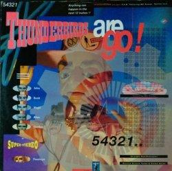 画像1: F.A.B. / Thunderbirds Are Go!  【中古レコード】1483一枚