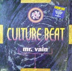 画像1: Culture Beat / Mr. Vain 【中古レコード】2420-B  原修正