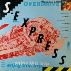 画像1: S-Express / Theme From S-Express 【中古レコード】1385 一枚