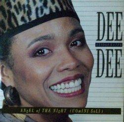 画像1: Dee Dee Bridgewater / Angel Of The Night (Uomini Soli) 【中古レコード】1345一枚