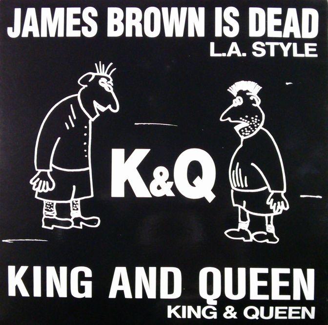 king queen king and queen special queen mix ジャケット付き